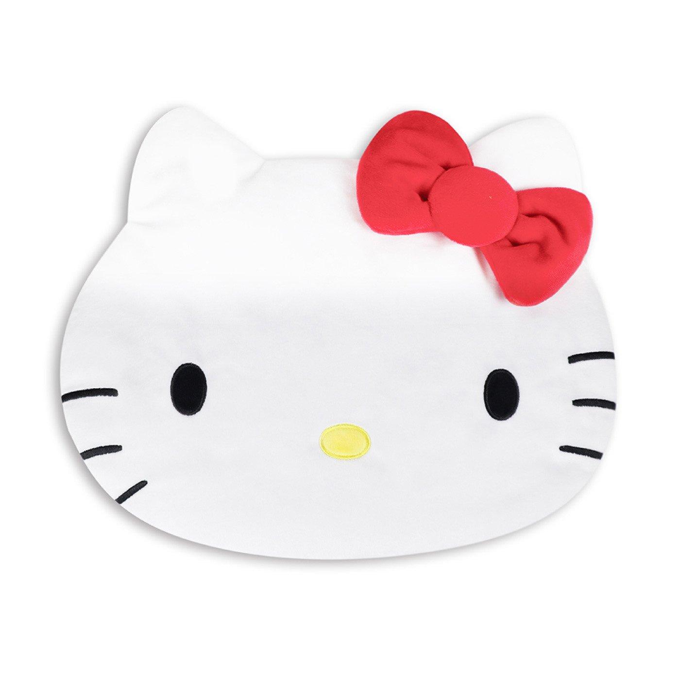 Hello Kitty キティちゃんフェイスのヒーティングパッド