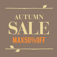 AUTUMUN SALE