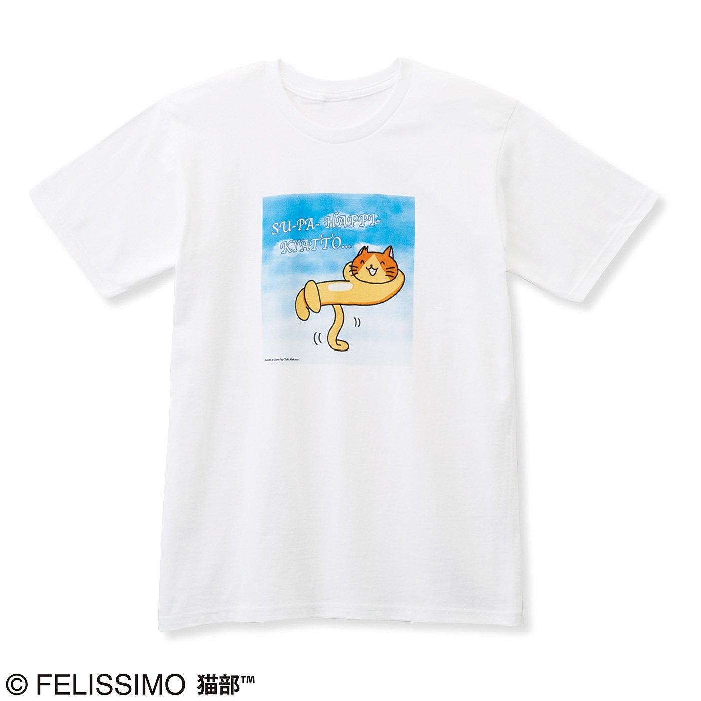 猫部×まきのゆうき 地域猫チャリティーTシャツ2019