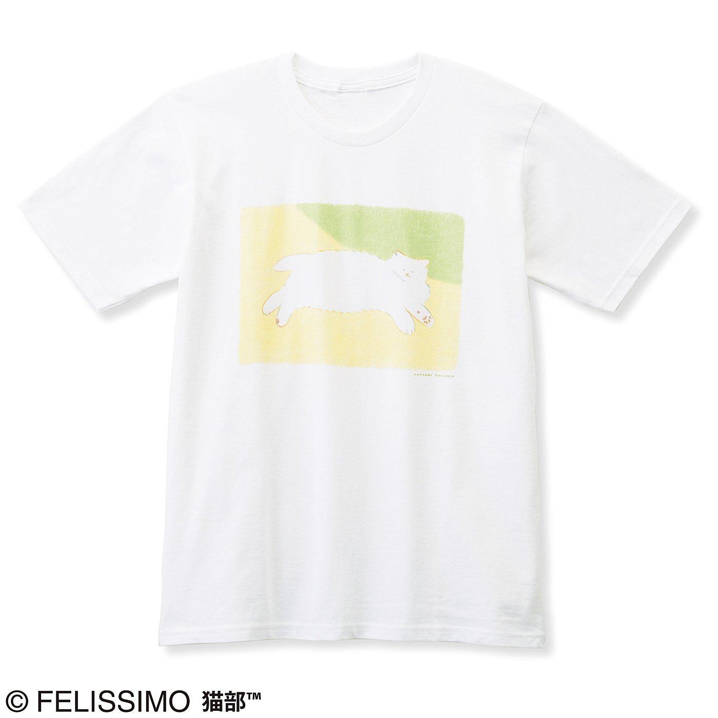 猫部×てらおかなつみ 地域猫チャリティーTシャツ2019