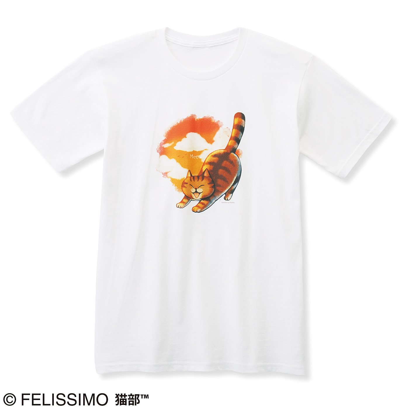 猫部×ちゅうたつ 地域猫チャリティーTシャツ2019