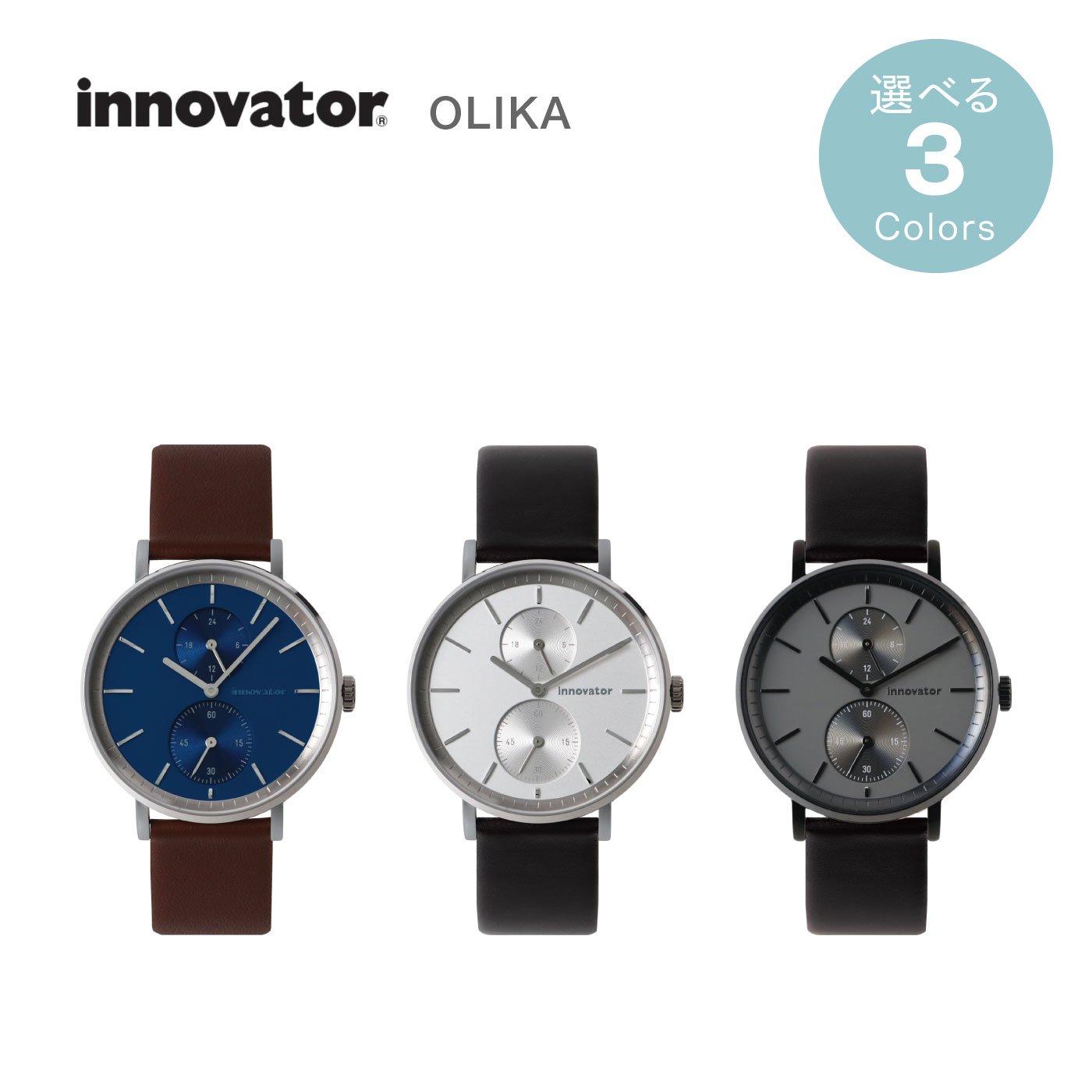 北欧デザインの腕時計 innovator OLIKA