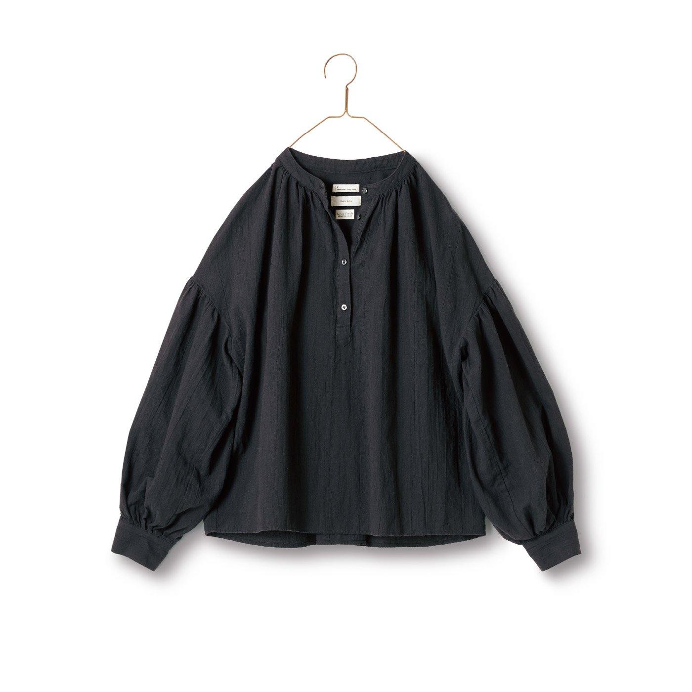 サニークラウズ feat. Shuttle Notes kazumiのボリューム袖ブラウス〈レディース〉