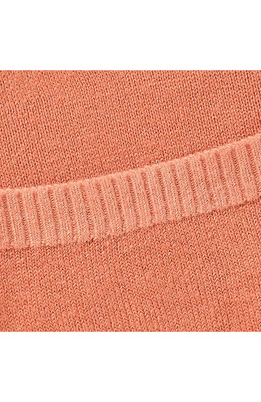 ポケットの配色やリボンも、リブインらしいさりげないかわいさです。