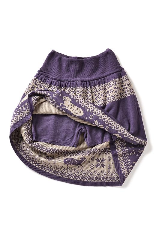 懐かしの毛糸のパンツの安心感。