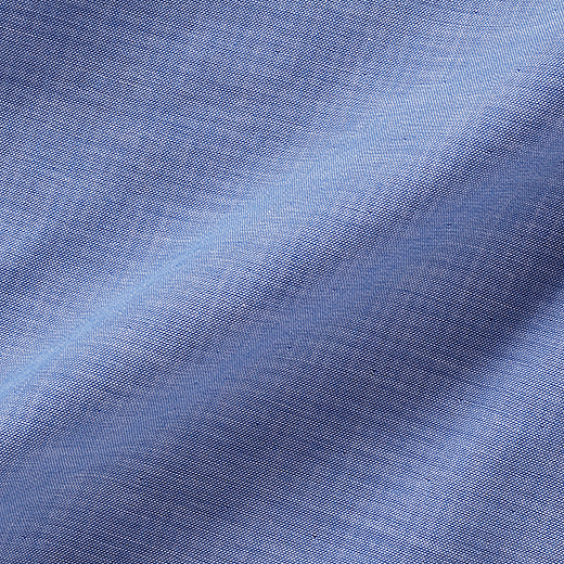 表と裏が異なるダブルガーゼの特徴を生かした、無地×柄のおしゃれな配色遣い。