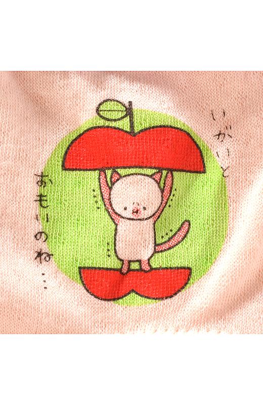 ぷるぷるネコのカワイイひとコマイラストは、森千夏さんの描き下ろしです。