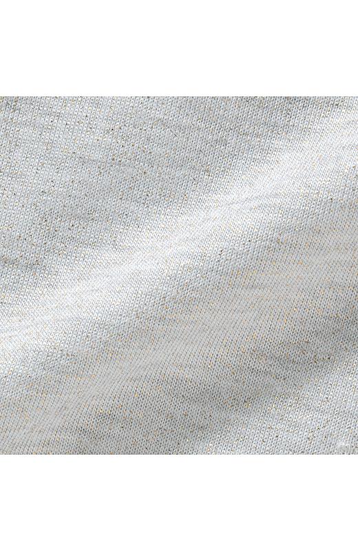 箔プリント素材。