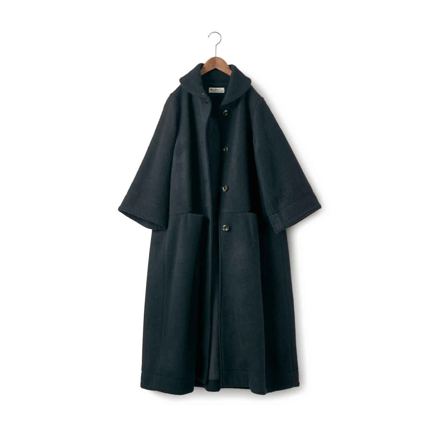 SUNNY CLOUDS 魔女のコクーンコート〈レディース〉