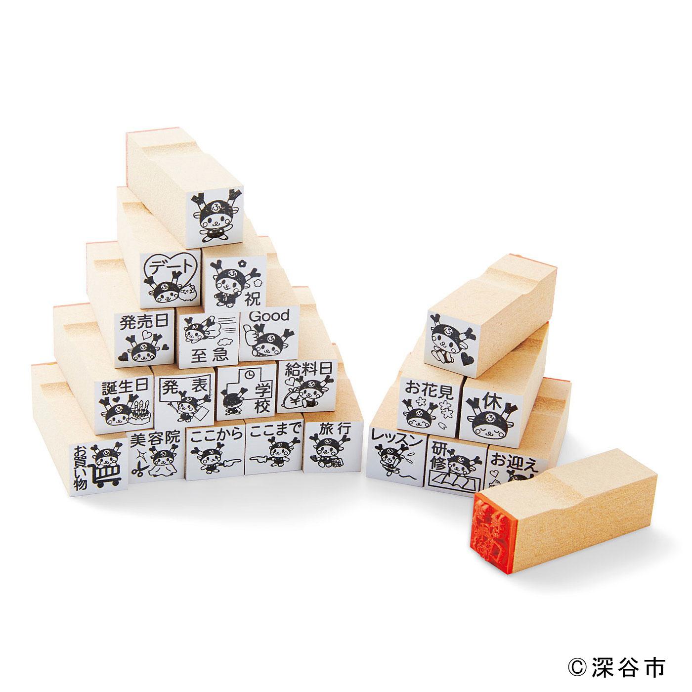 フェリシモ スケジュール帳にポンポン 100個のスタンプの会【定期便】