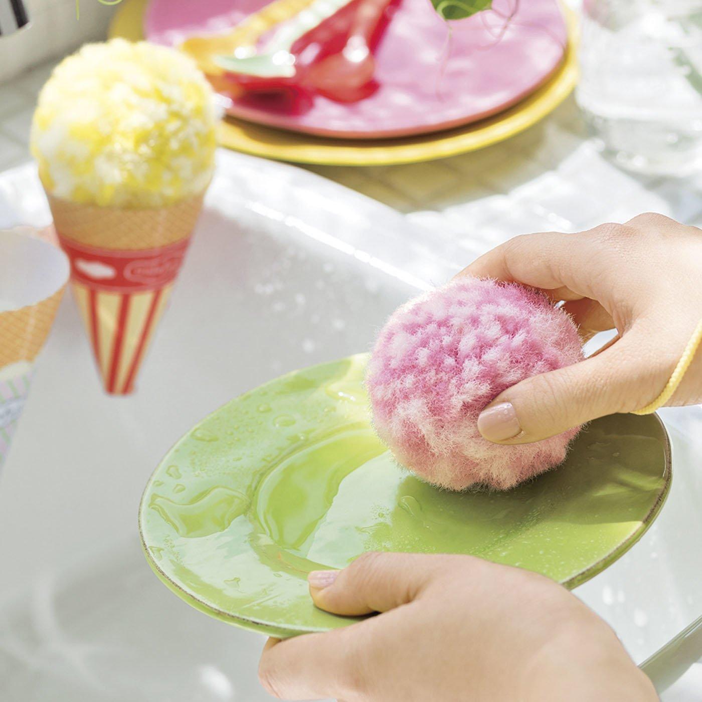 ガラフル I LOVE アイスクリームスポンジの会