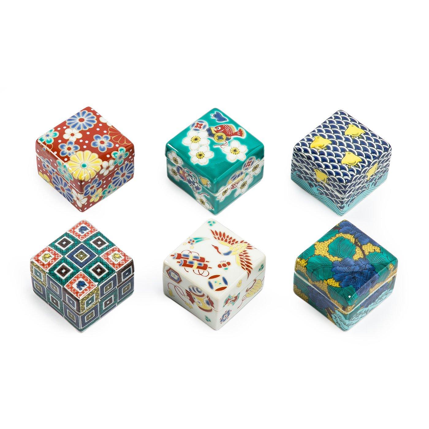 青郊窯の九谷焼 食卓の小さな宝箱