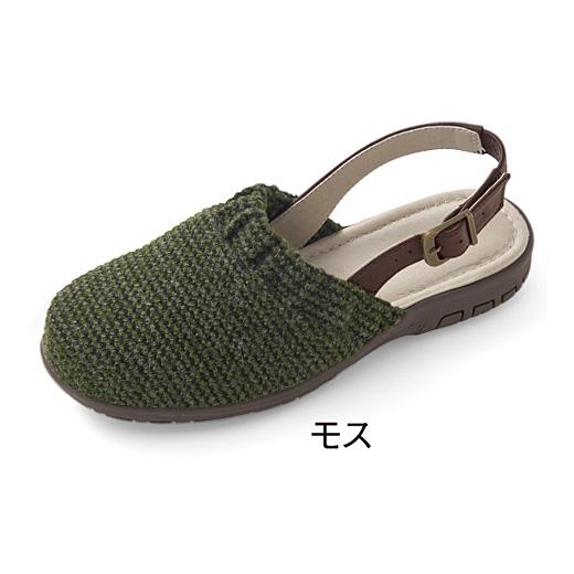 靴下に合わせやすいベーシックな色展開。