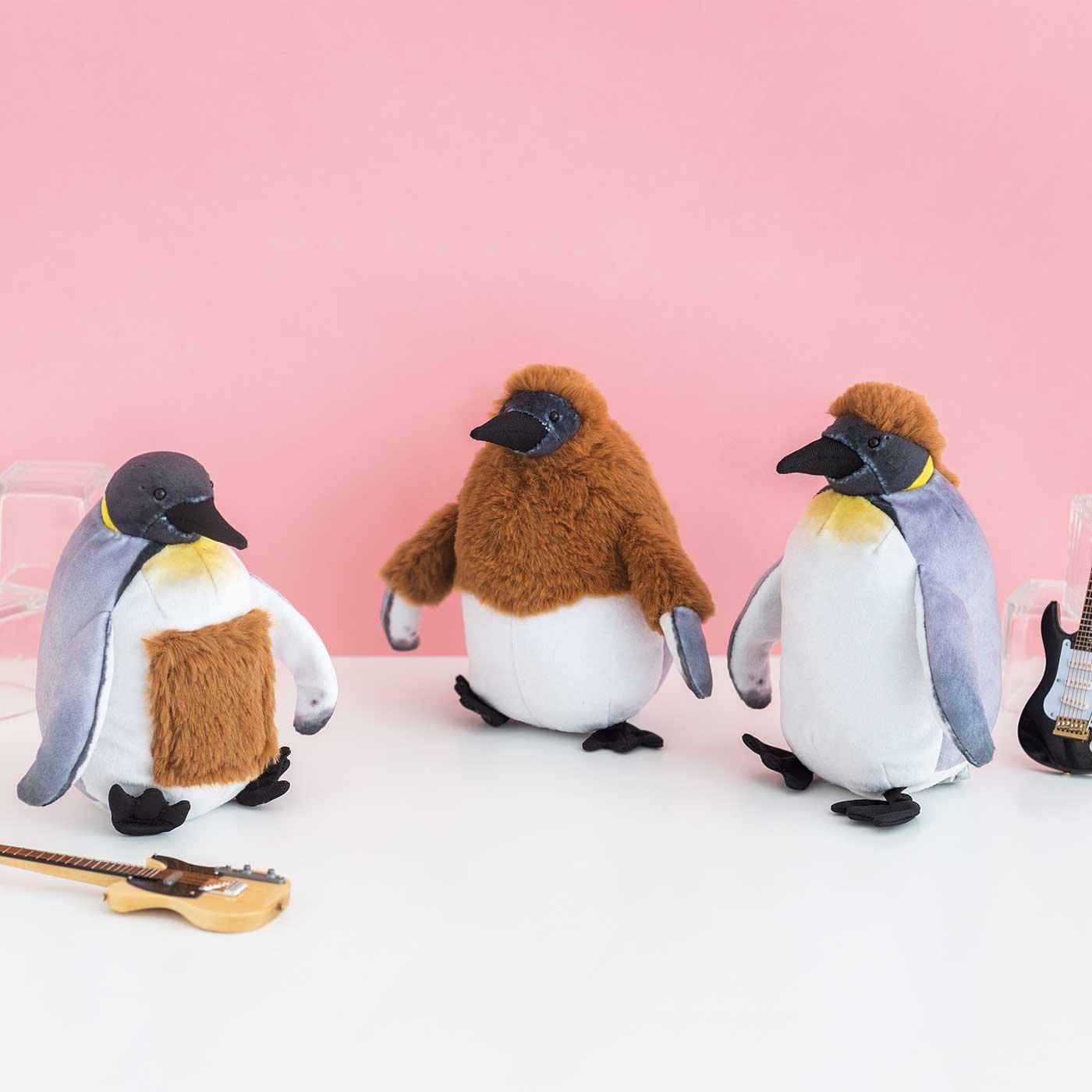 YOU+MORE! オウサマペンギン 思春期ポーチの会