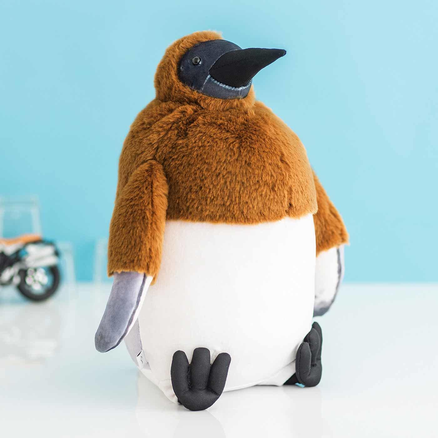 YOU+MORE! オウサマペンギン 思春期ぬいぐるみ