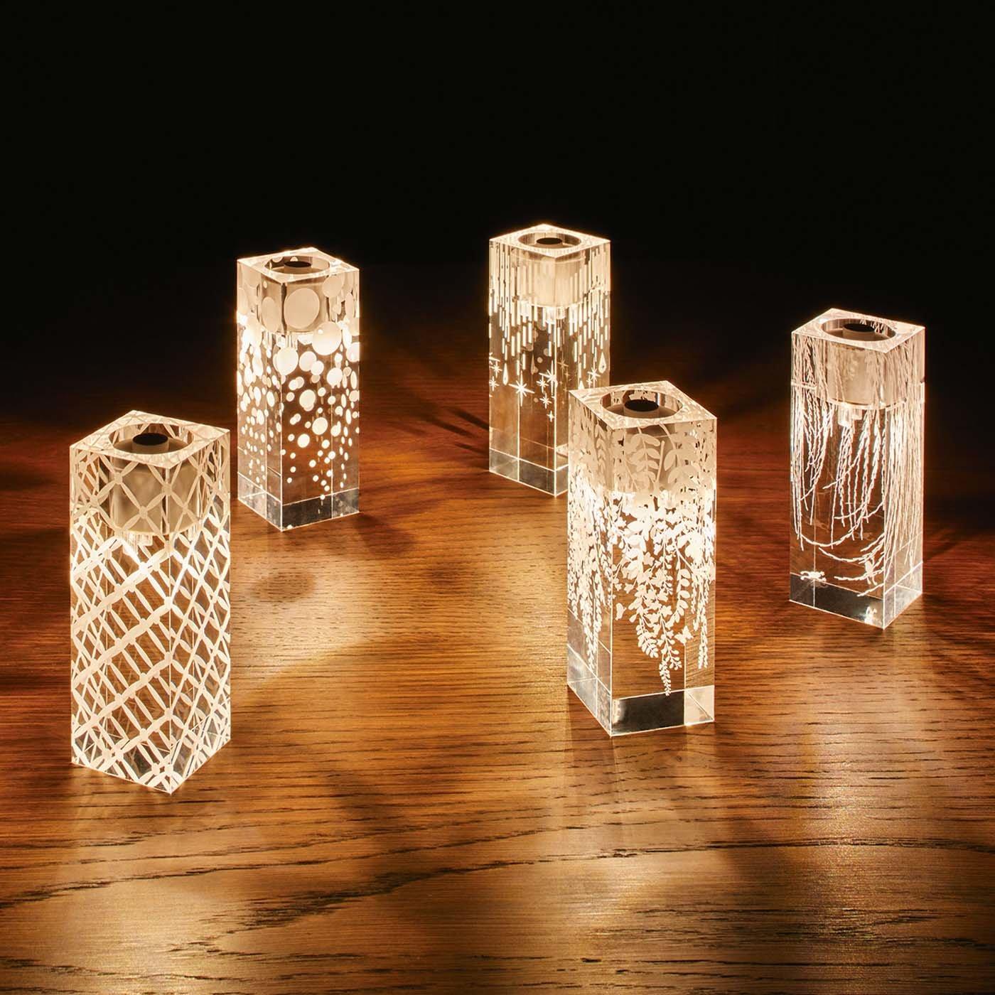世界一透明な懐中電灯 トゥインクルライト