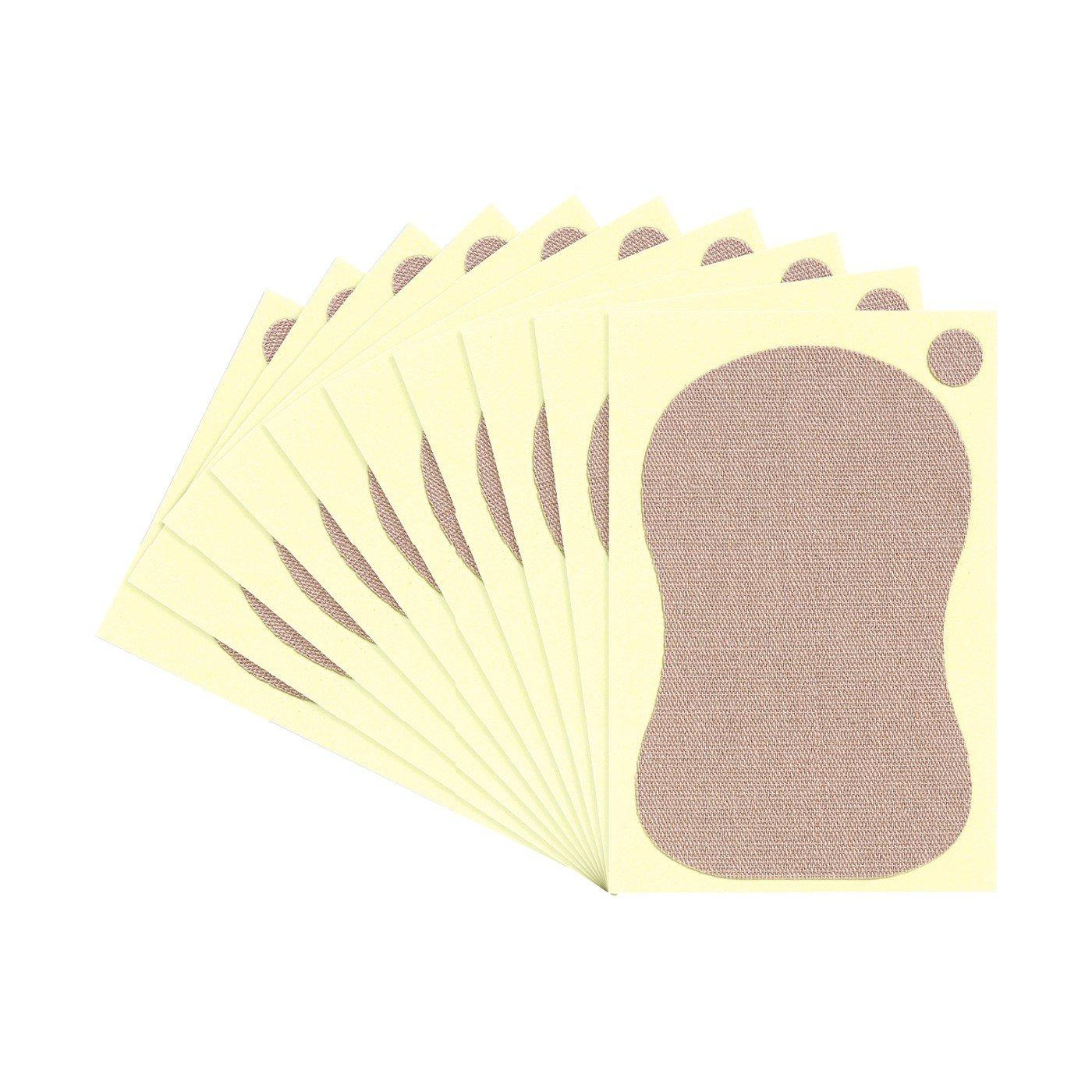 汗のにおいや汗じみケア 貼って安心わきさら消臭シートの会