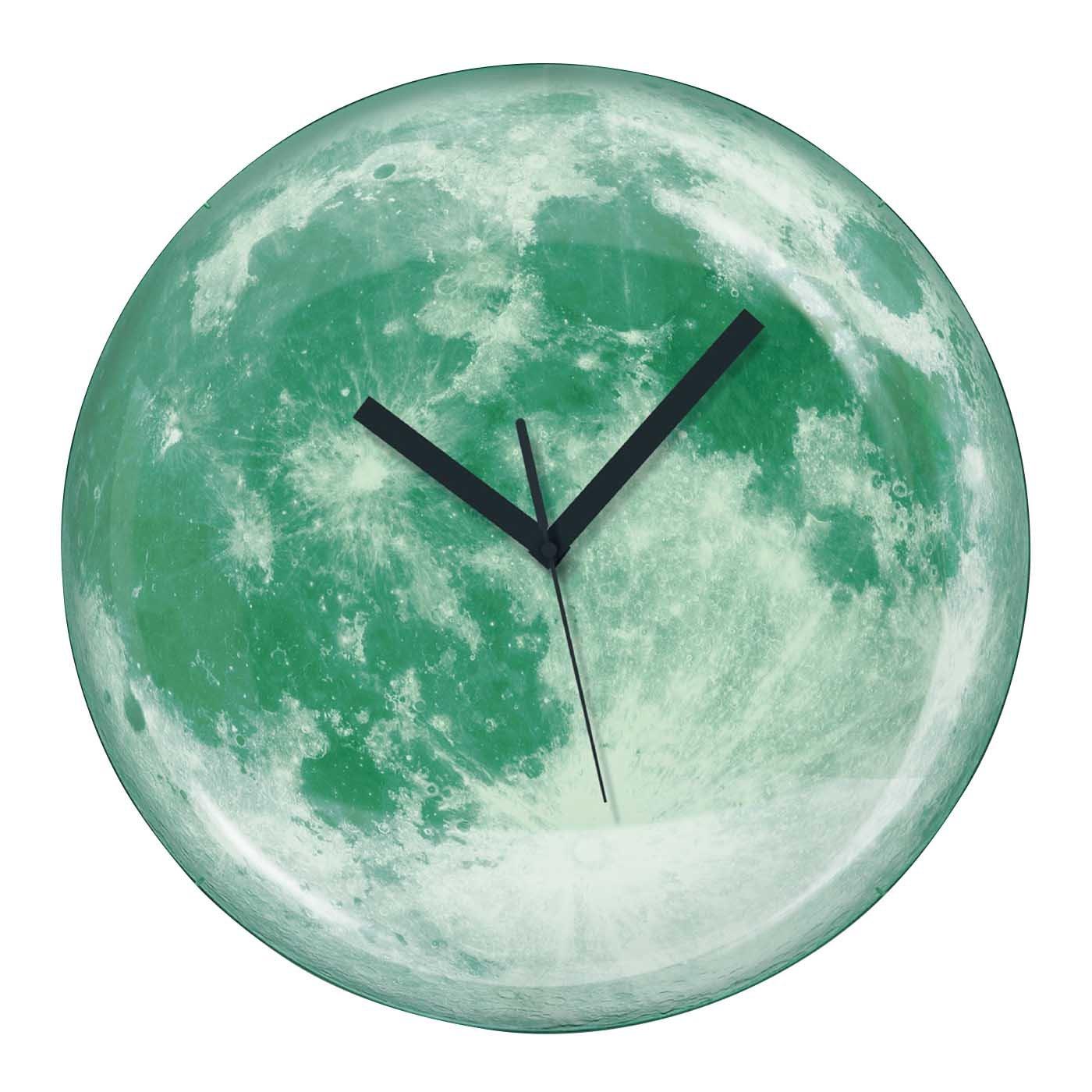 Kikkerland 毎日が満月の夜 ムーンライトクロック 「GOOD THINGS<予約便>」