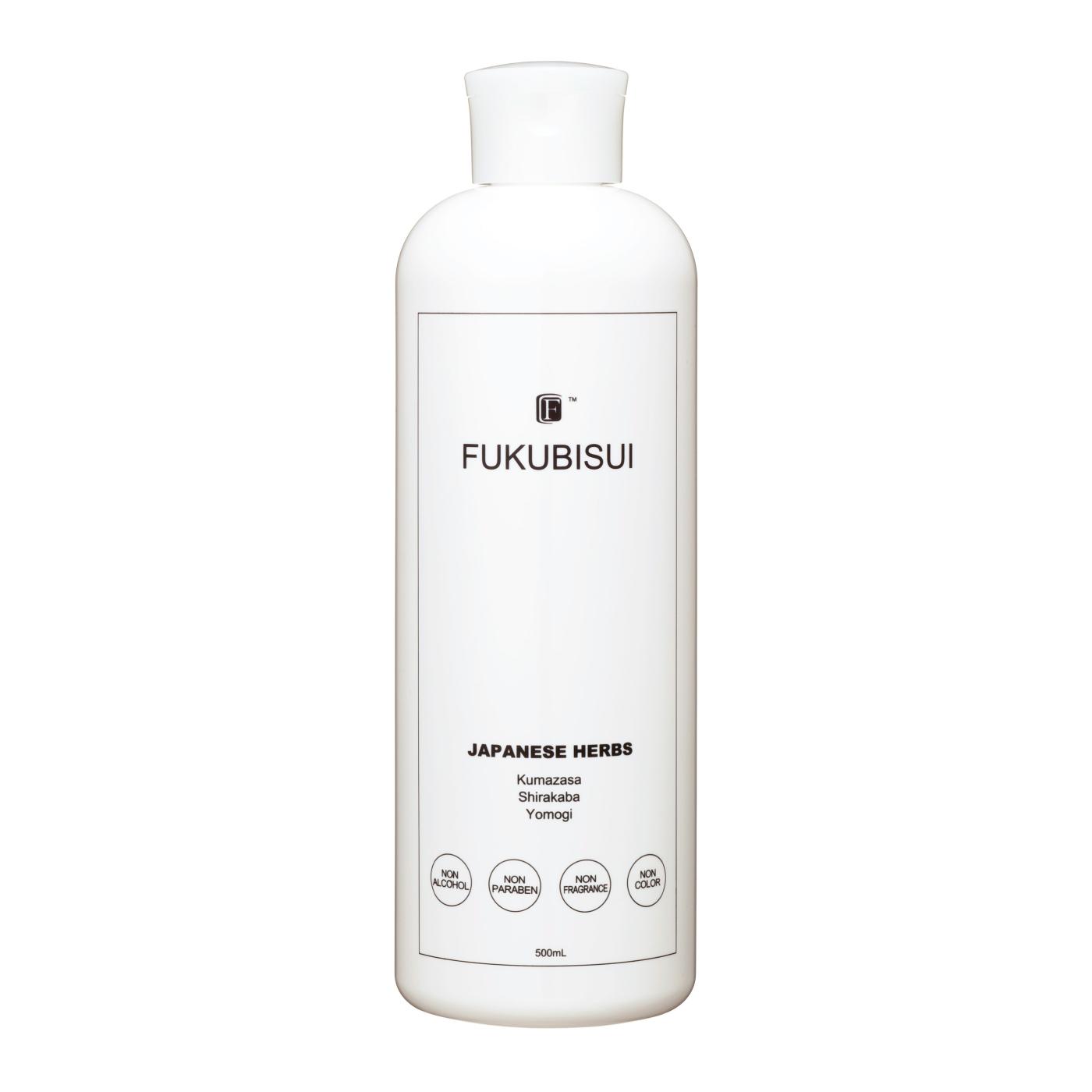 フェリシモ 和ハーブのめぐみ FUKUBISUI たっぷり使いたい化粧水の会【定期便】
