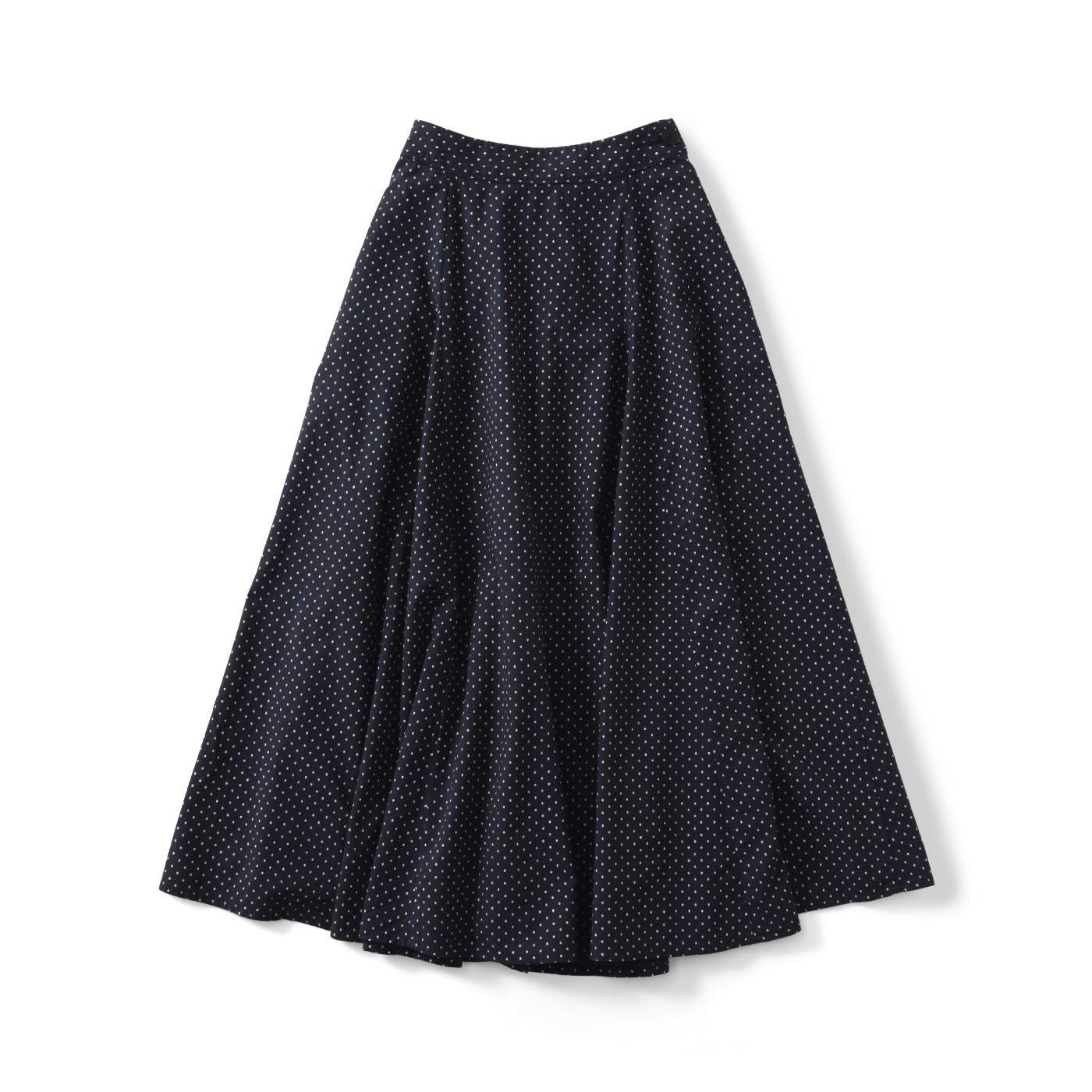 サニークラウズ タマゴ玉柄スカート〈レディース〉