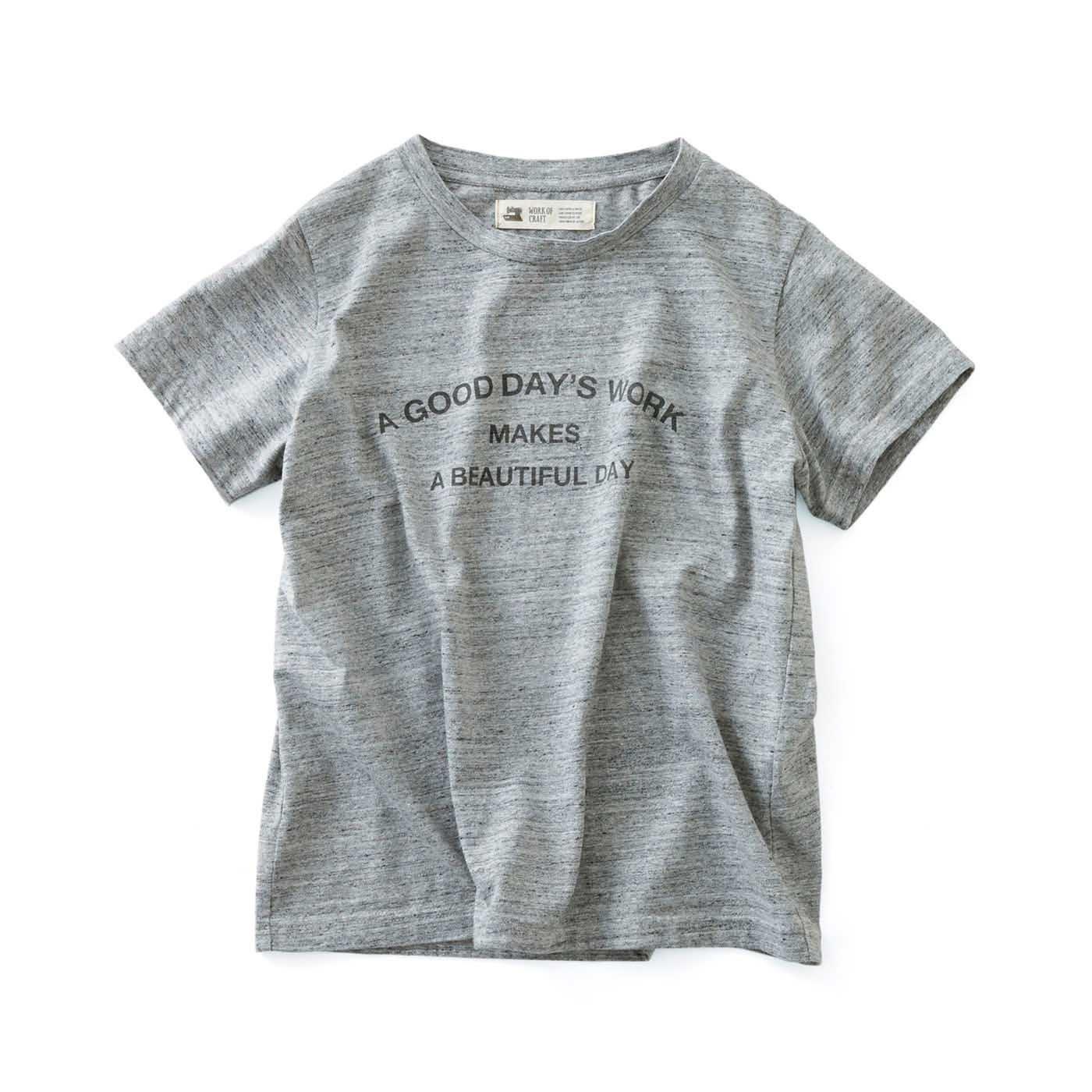 サニークラウズ 働き者のTシャツ〈レディース〉