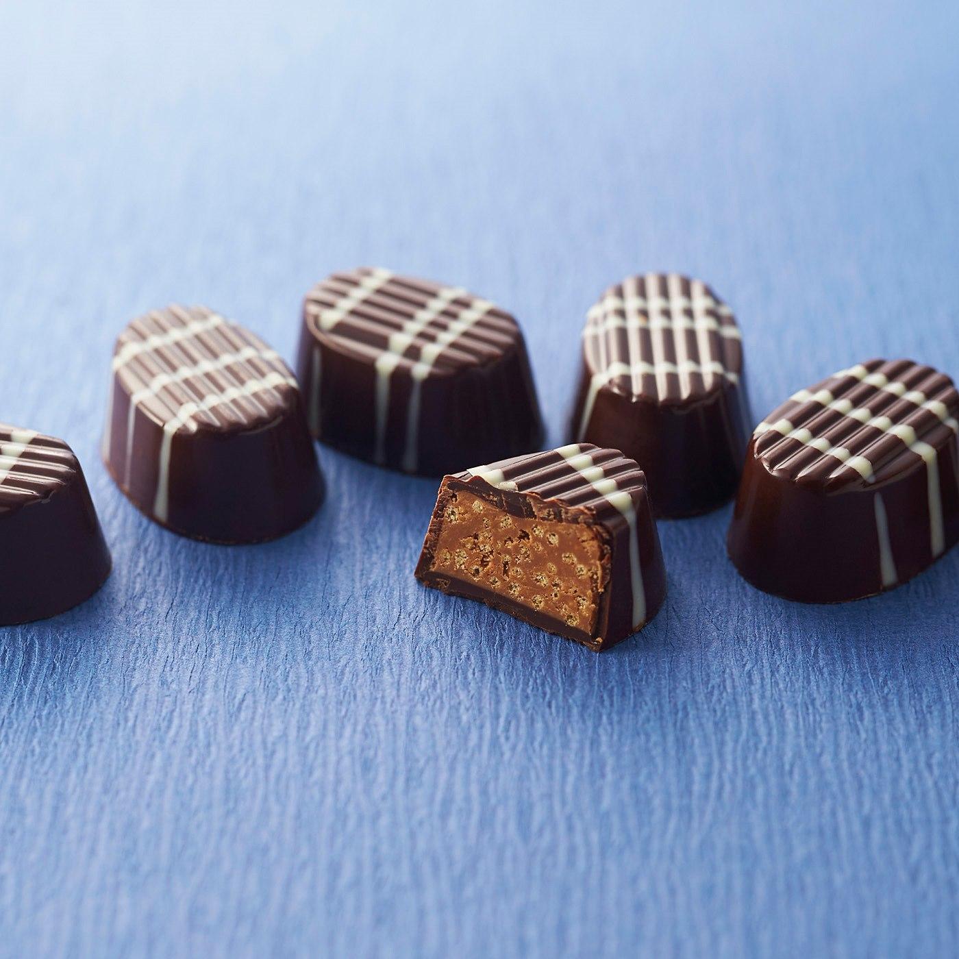 フェリシモ 【ホワイトデイお届け】ショコラノゼット アーモンドはちみつ
