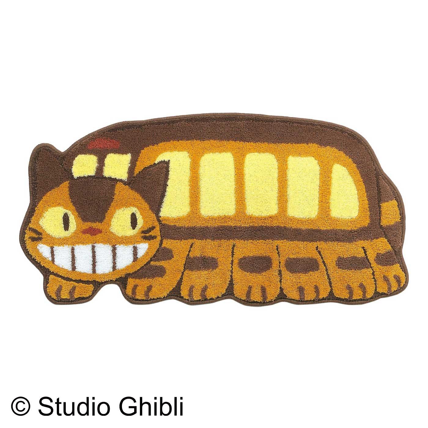 となりのトトロ 猫バス停車 アクセントマット