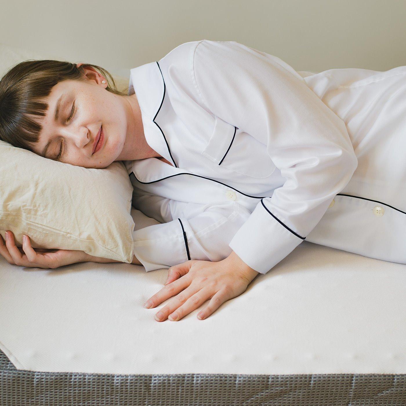 体圧分散で快眠をサポート マットレス SUYARA〈シングル〉