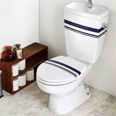 RoomClip商品情報 - 貼るだけで消臭 トイレのデコレーションシール〈手描きライン〉の会 フェリシモ FELISSIMO
