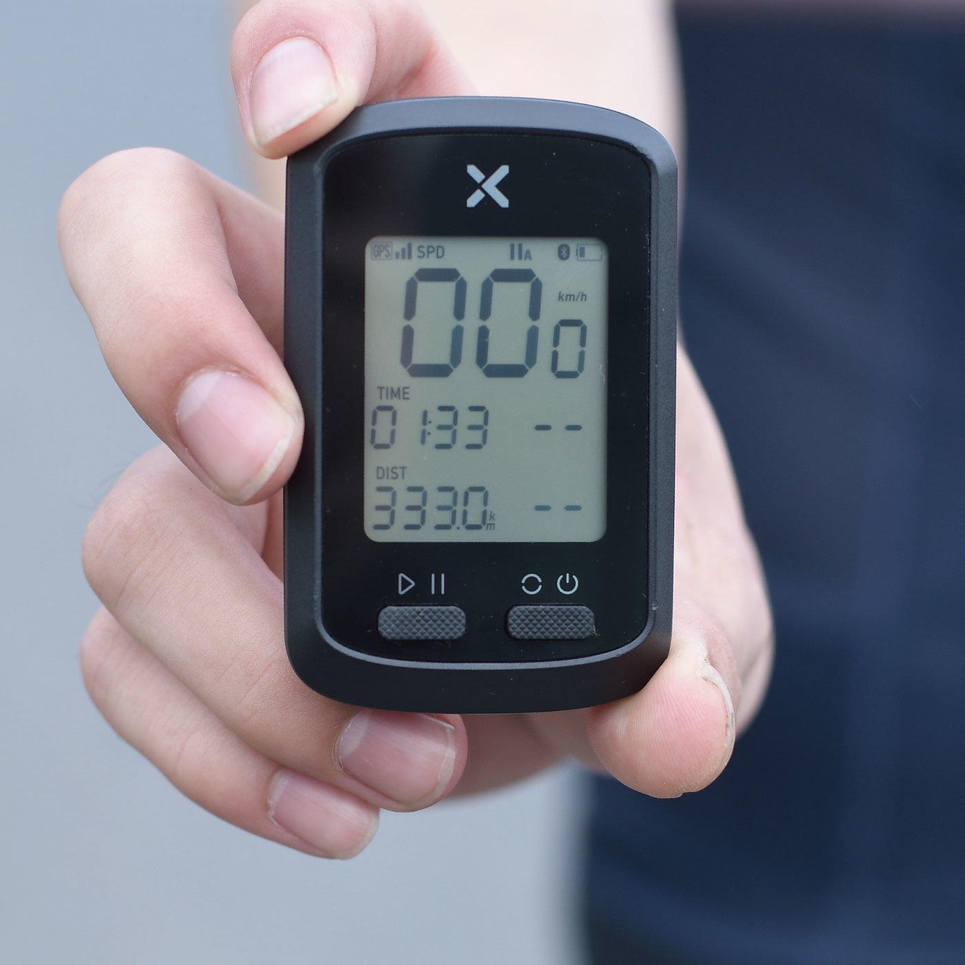 XOSS G+ GPS搭載サイクルコンピューター