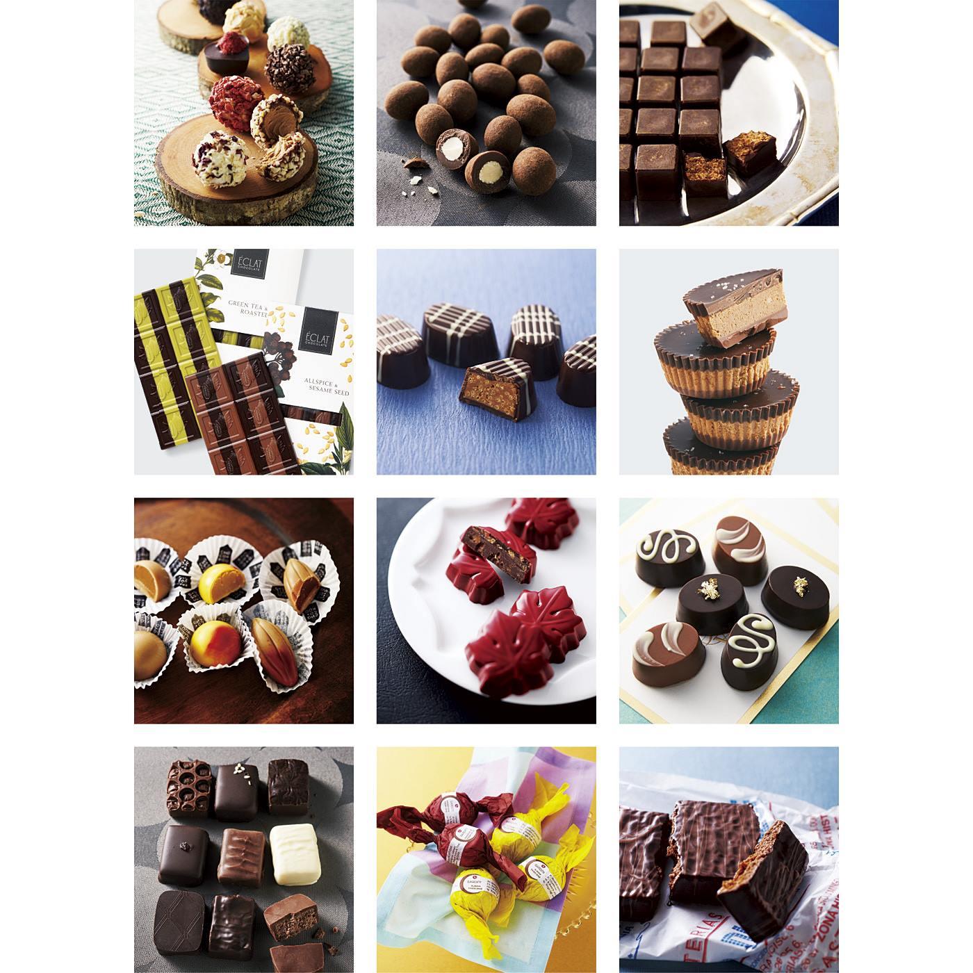 【年間予約】 世界のローカルチョコレートの一年