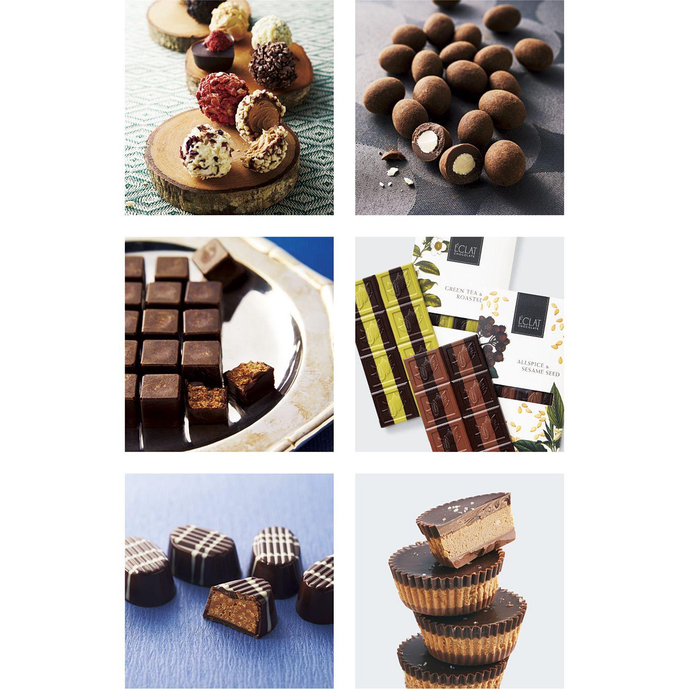 【半年予約】 世界のローカルチョコレートの6ヵ月