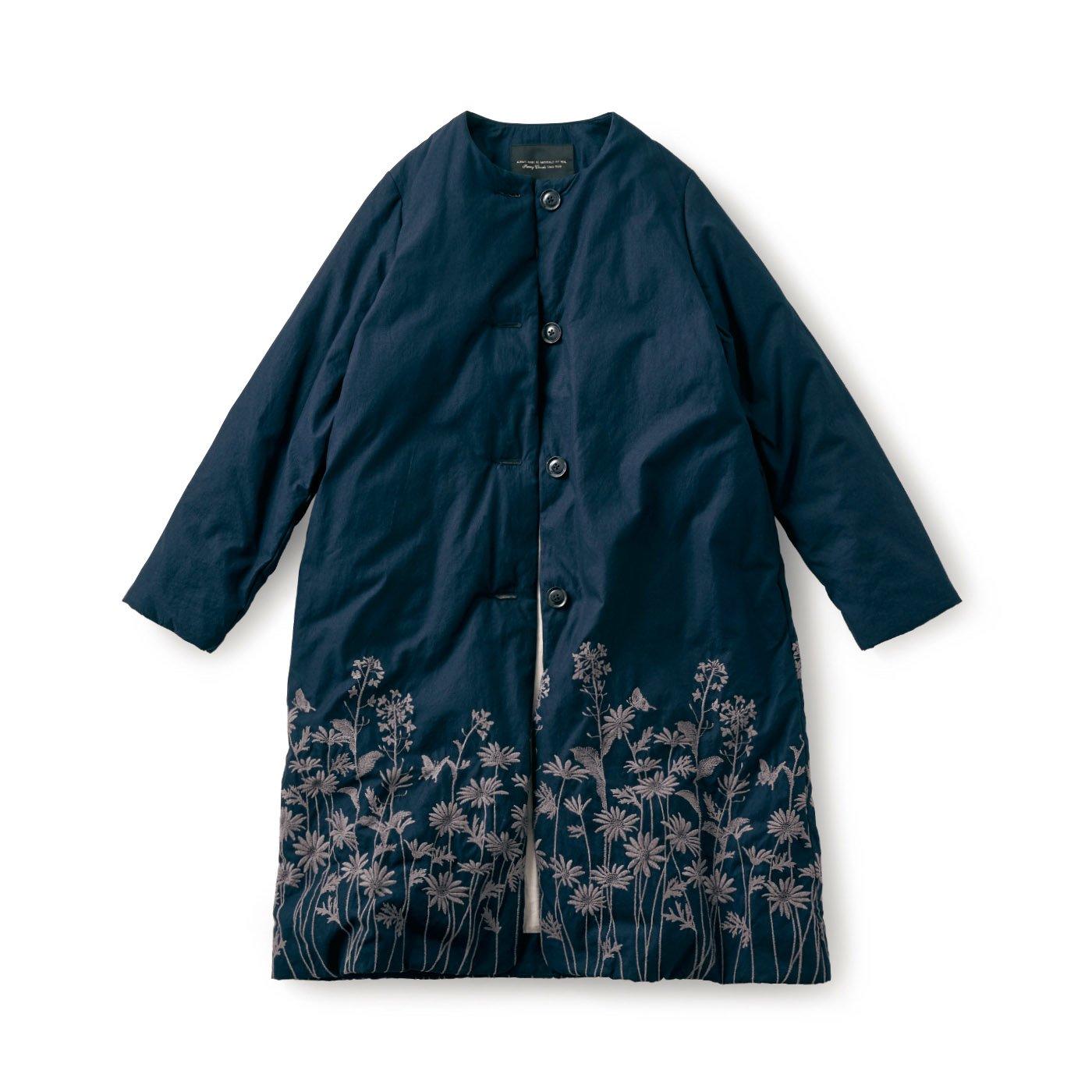 SUNNY CLOUDS 冬の花畑コート〈レディース〉