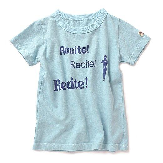 日本産まれの忍者Tシャツ<サックス>