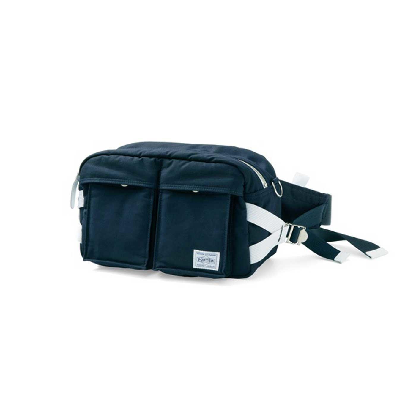 PORTER FOR PBP 上質さと便利さで手放せないななめがけ&ウエストバッグ
