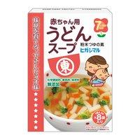 フェリシモ ヒガシマル 赤ちゃん用うどんスープ(粉末つゆの素)の会