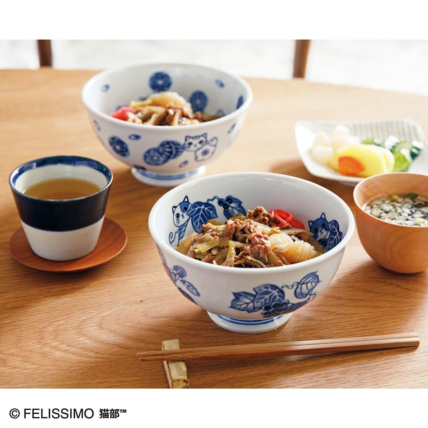 猫部×佐賀有田焼 国産牛のすき焼き丼セットの会