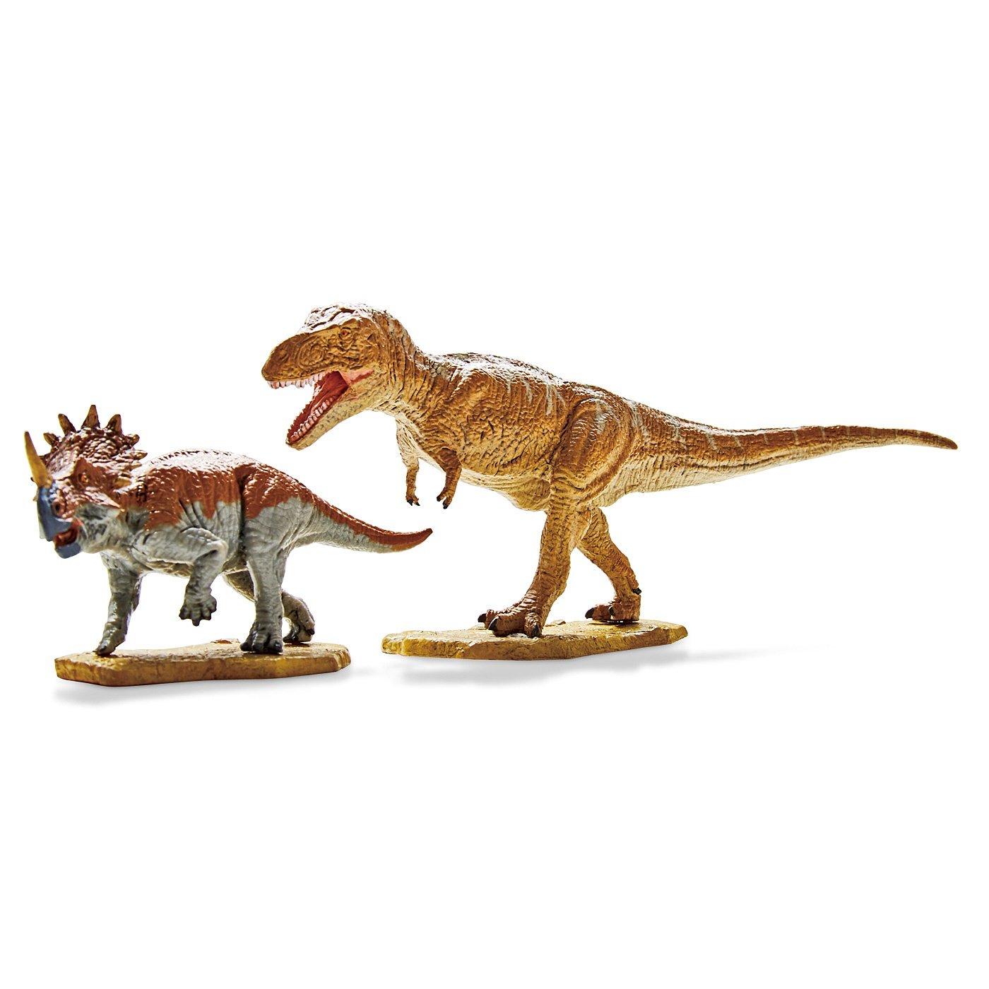 戦う恐竜フィギュアの会