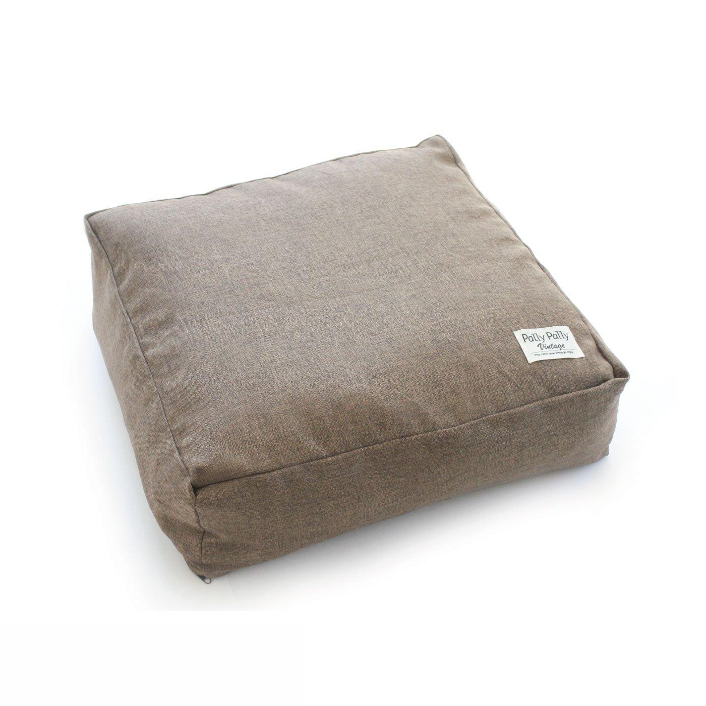 掛け布団がクッションに! ソファの生地の布団収納袋