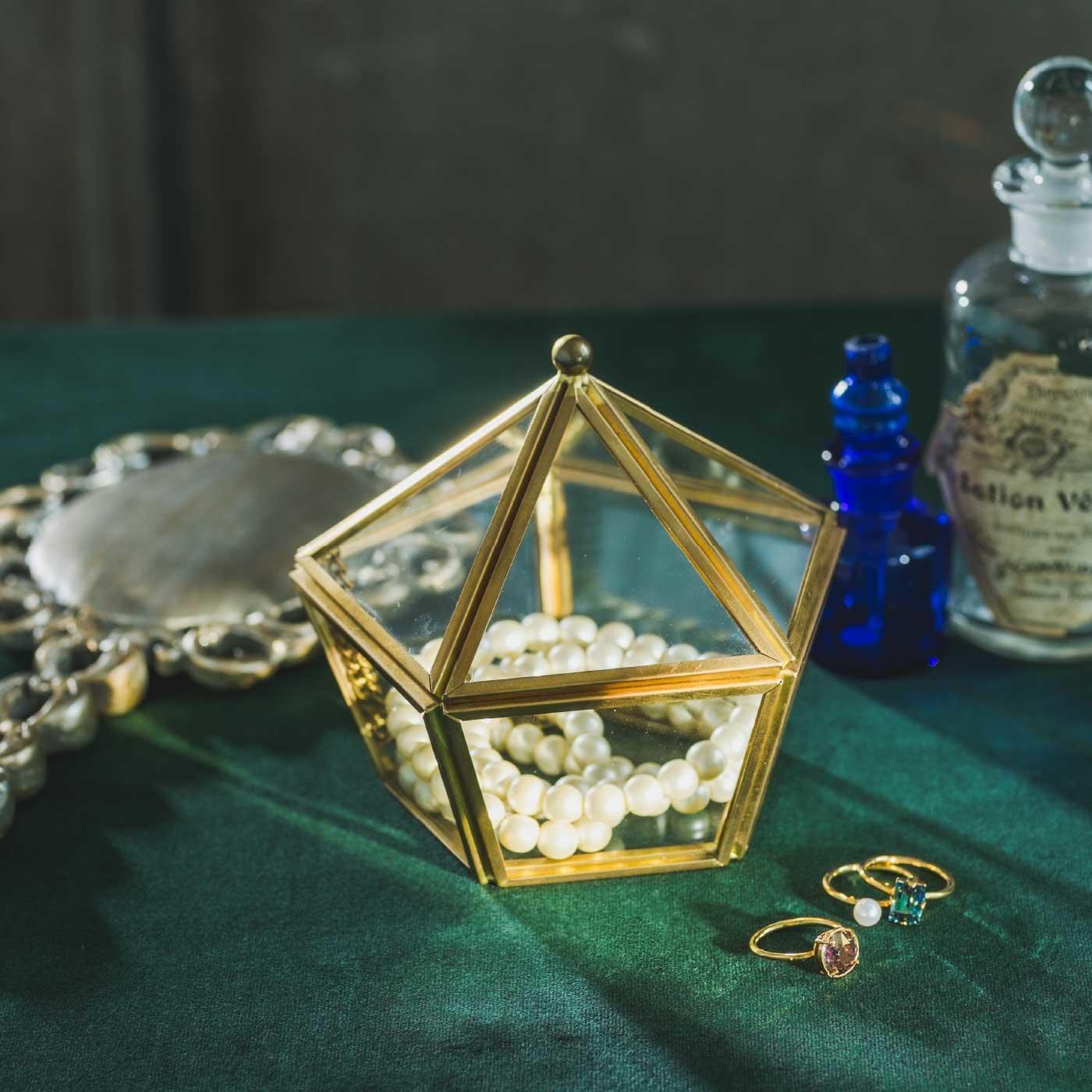 魔法部 ガラスの結界 アクセサリーケース
