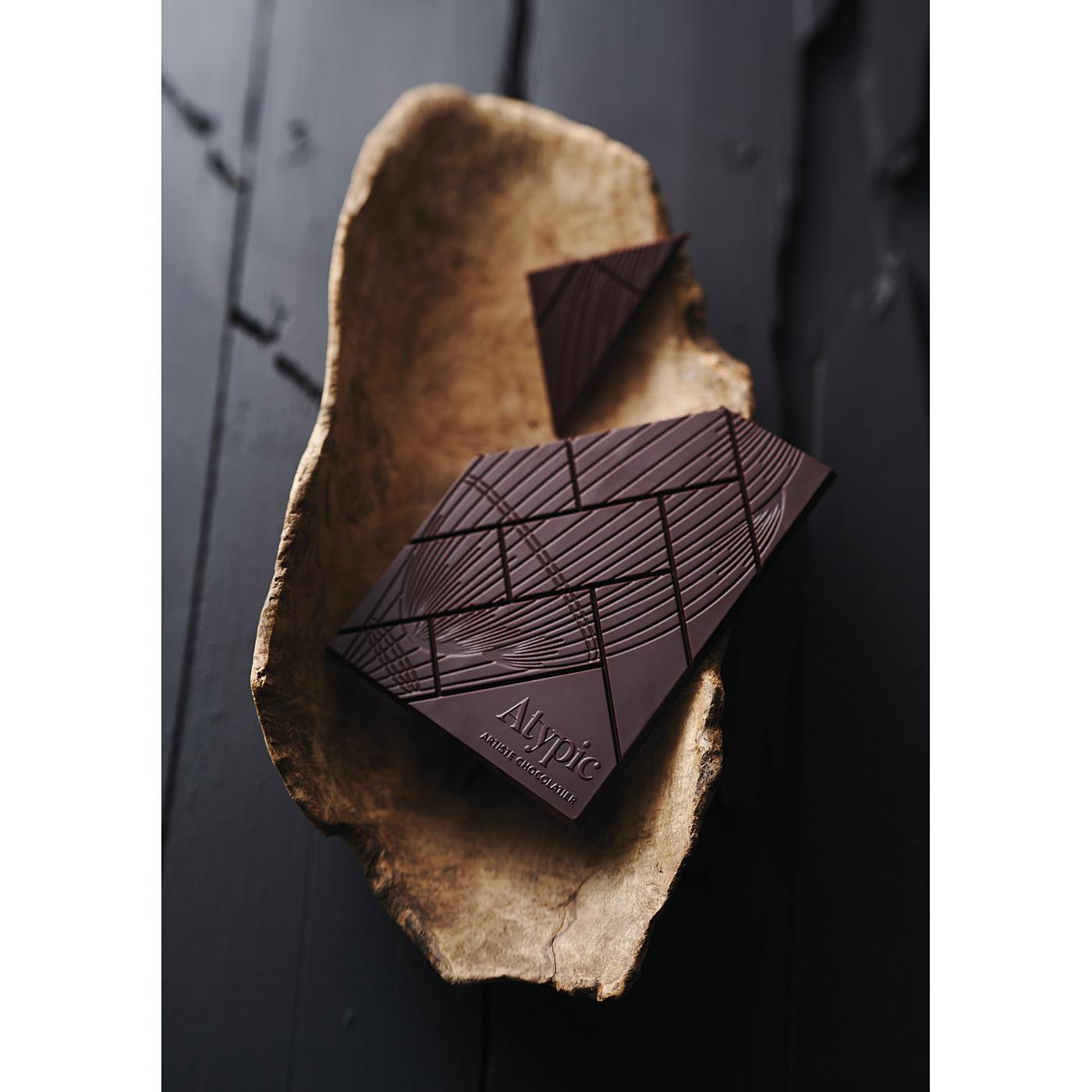 【ホワイトデイお届け】アティピックチョコレート ソロモンカカオタブレット