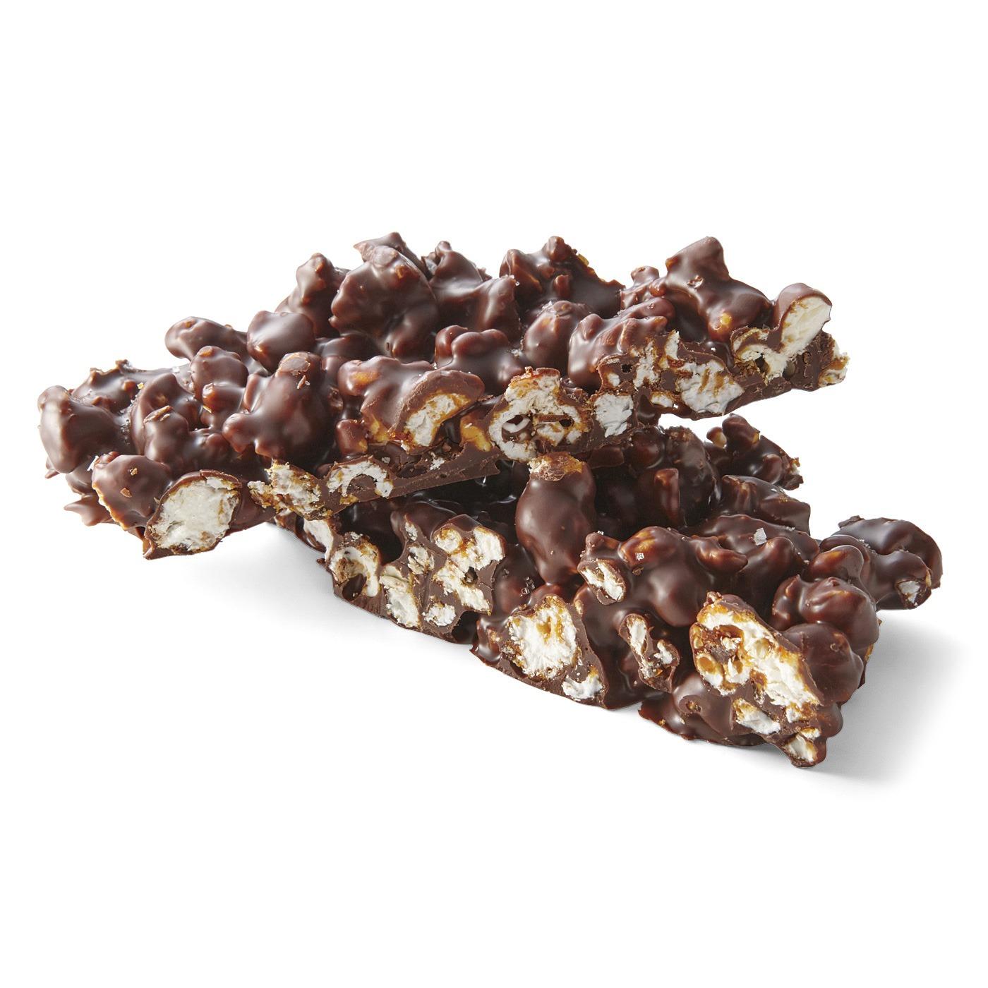 【ホワイトデイお届け】EHチョコレート キャラメルポップコーン