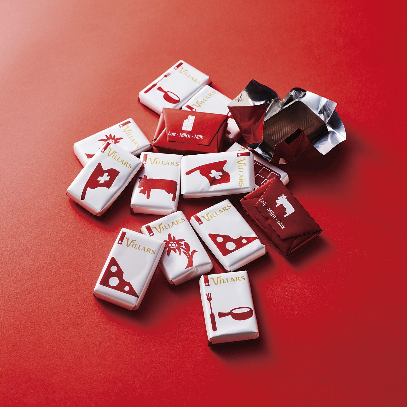 【ホワイトデイお届け】ザ・スイスミルクチョコレート