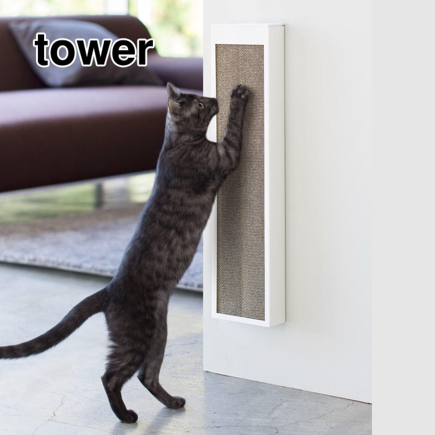 tower ネコの爪とぎケース