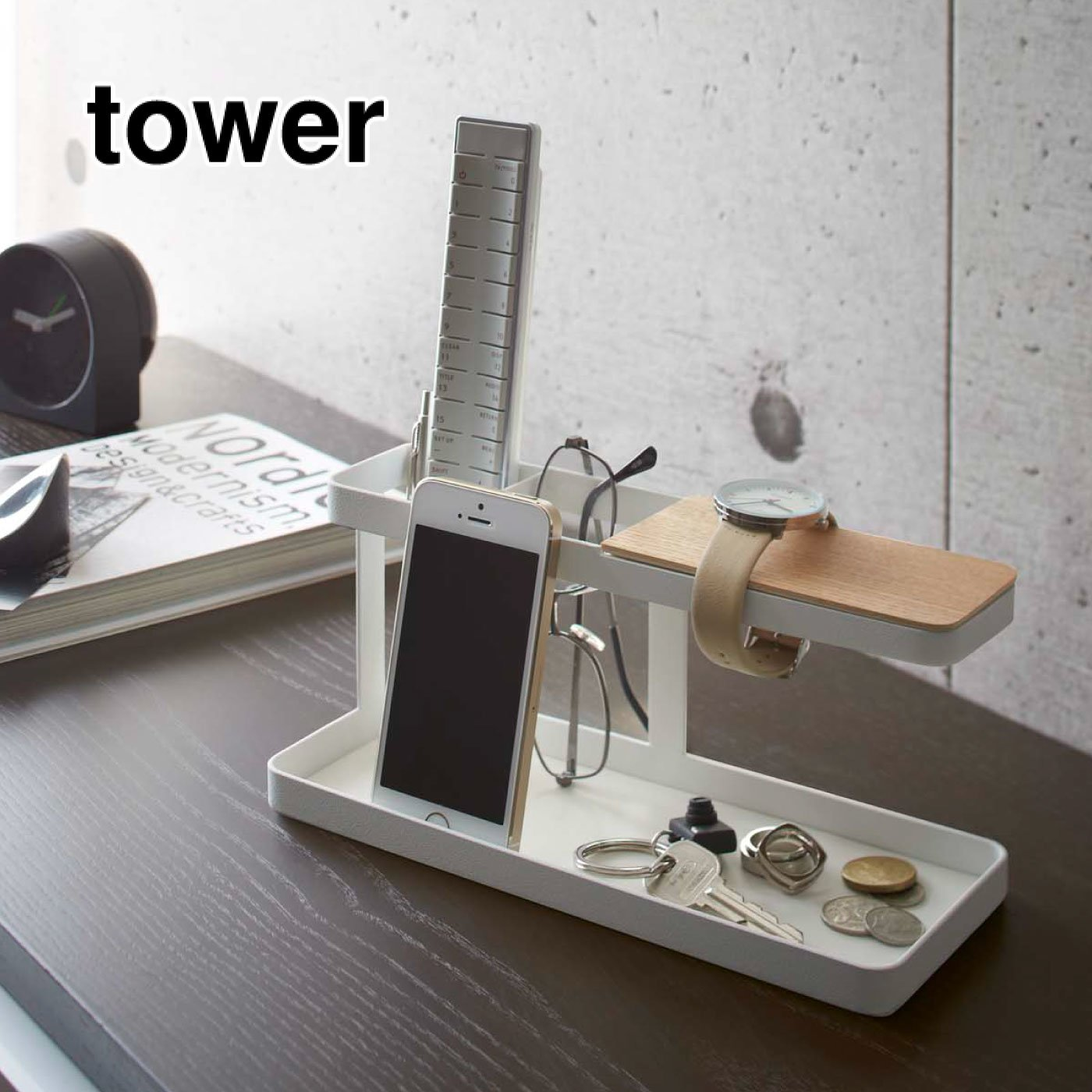 tower デスクバー
