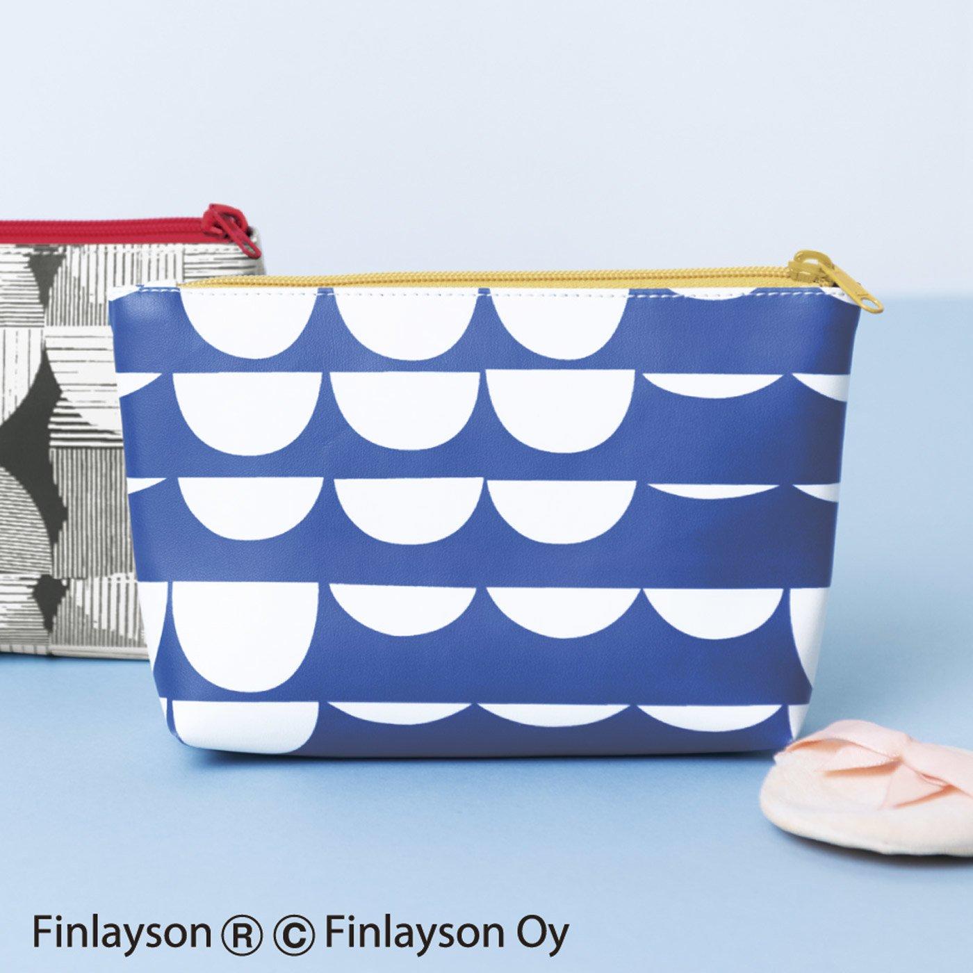 フィンレイソン いろいろ使える合皮のポーチ〈パヤッツォ〉