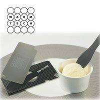 フェリシモ どこでもアイスクリームを世界一おいしく食べられるWARM TECH スプーン 携帯用
