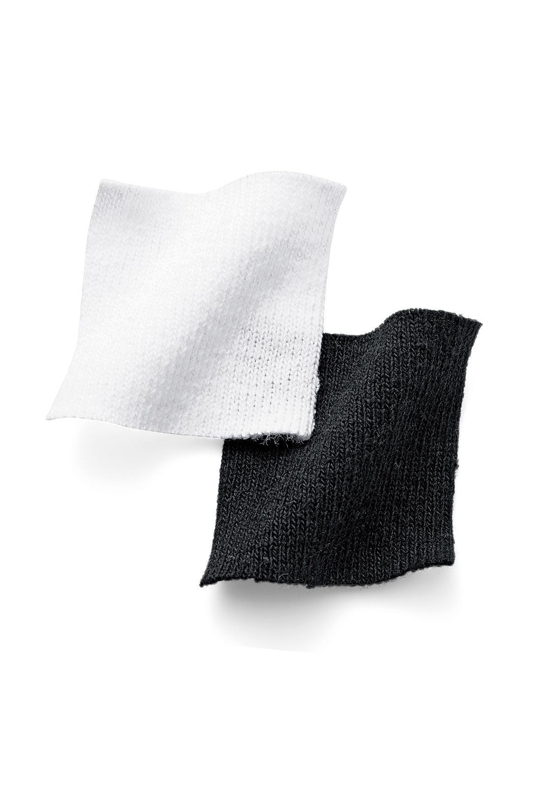 しっかりと厚みがあるヘビーオンスの綿100%だから透けにくく、ほどよい張りも。 ※お届けするカラーとは異なります。