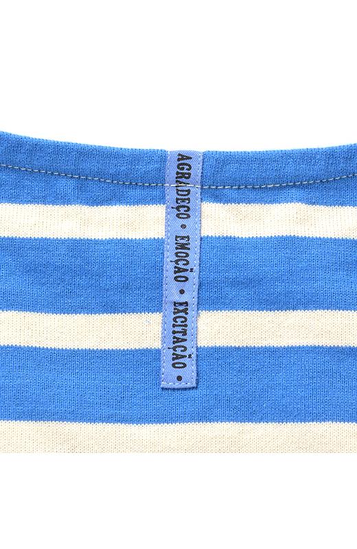 ミサンガのルーツであるボンフィンテープに、憲剛選手の座右の銘『感謝! 感激! 感動! 』をポルトガル語でプリント。後ろ姿を印象的に。