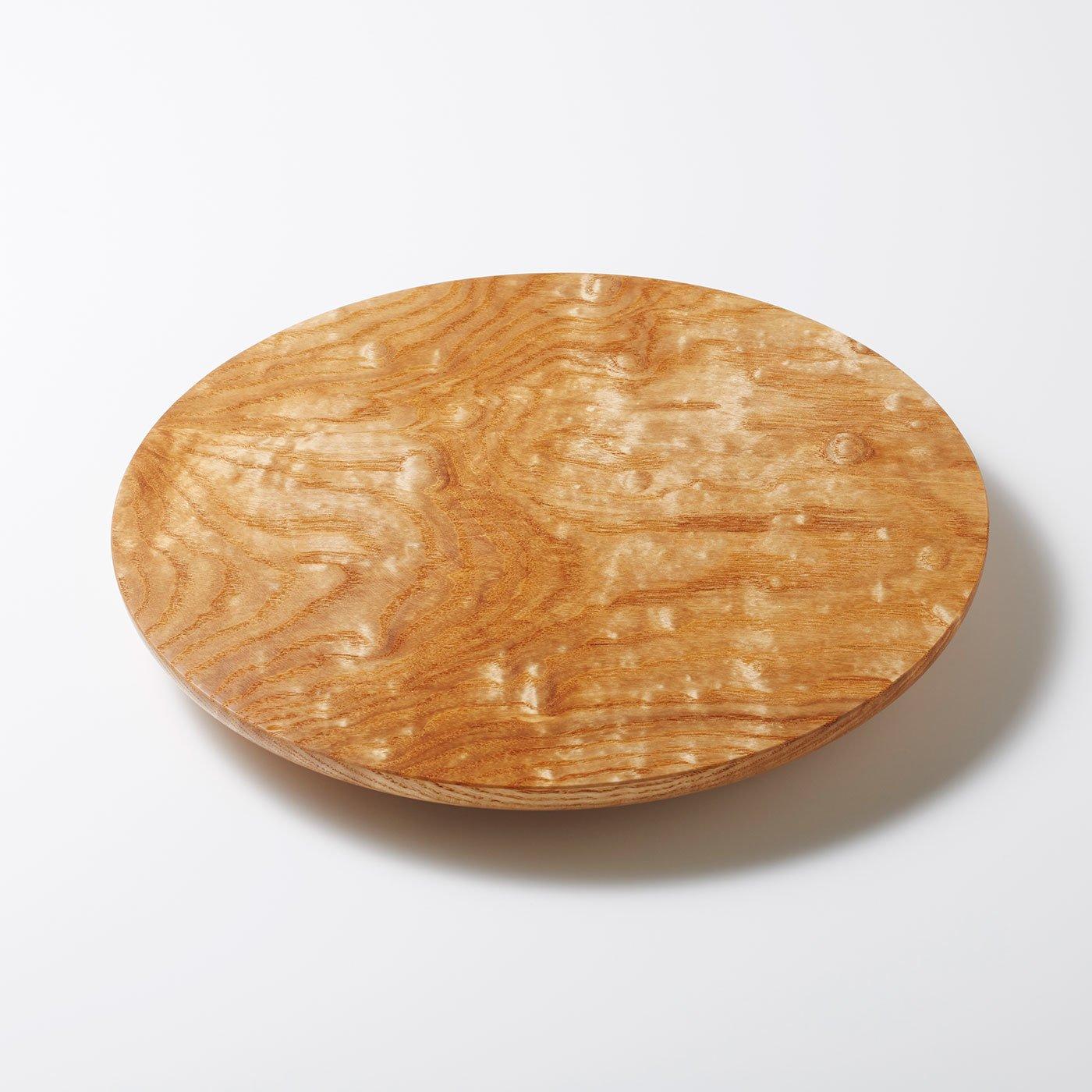 LX 樹の皿 月TSUKI(丸)